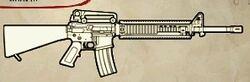 FTB3 M16A4 Info