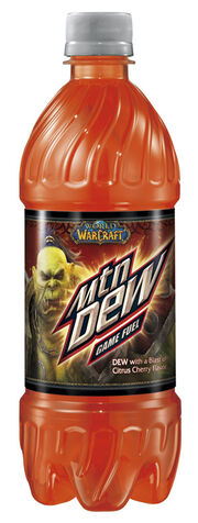Mountaindewgamefuel hordered
