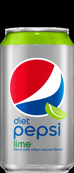 DietPepsi Lime 12oz