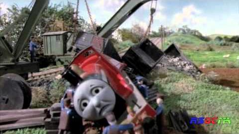 Thomas Saves The Day