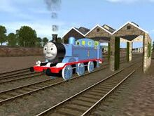 Thomas In Trainz Downloads