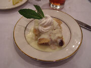 File-Dookys bread pudding