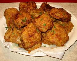Ad Hoc's Fried Chicken