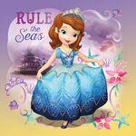 Sofia Rule The Seas Poster