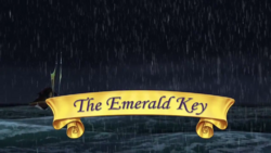 The Emerald Key titlecard