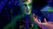 Ghost of Vor hands Prisma her ring, explaining she's freed