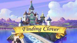 Finding Clover titlecard