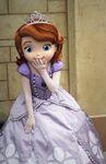 Sofia At Disney Parks 2