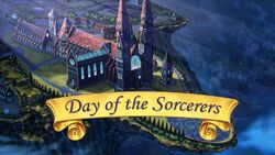 Day of the Sorcerers titlecard