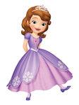 Pretty Princess Sofia The First