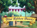 Blue Ribbon Bunny (episode)