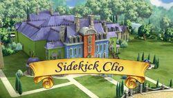 Sidekick Clio titlecard