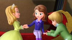Sofia the First - Play With Us