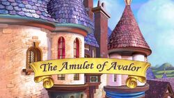 The Amulet of Avalor titlecard