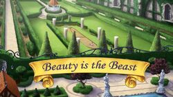 Beauty is the Beast titlecard