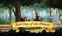 Justoneoftheprinces