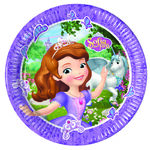 Sofia the First Mystic Isles Party Plate