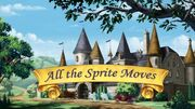 Sofia the First - All the Sprite Moves