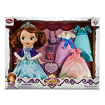 Sofia The First Deluxe Wardrobe Doll Set