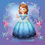 Sofia Princess Can Do Anything Poster