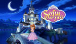 Cute Sofia The First Poster