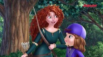 Sofia the First - Song Do I Dare - Disney Junior Official
