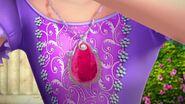 Sofia's New Pink Amulet Glows