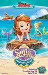 Sofia The First The Floating Palace Poster
