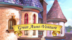 Great Aunt-Venture titlecard