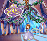 Sofia At The Ballroom Poster