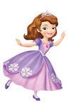 Cute Princess Sofia