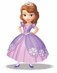 Princess Sofia's New Look