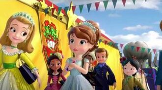 Sofia the First - The New School