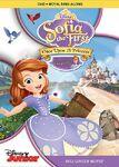 Sofia The First Once Upon A Princess DVD