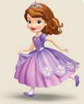 Sweet Princess Sofia