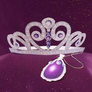 The Amulet Of Avalor Purple