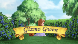 Gizmo Gwen titlecard