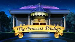 The Princess Prodigy titlecard