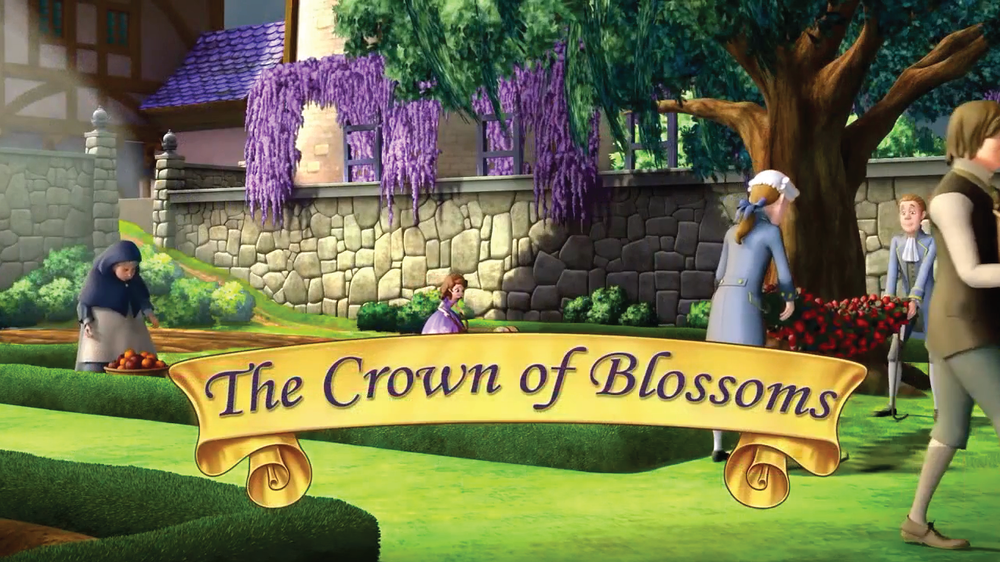 The Crown of Blossoms | Sofia the First Wiki | FANDOM