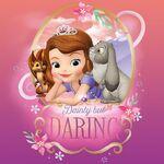 Sofia Dainty Poster