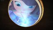 Sofia's Amulet Turns Blue