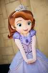 Sofia The First At Disney World