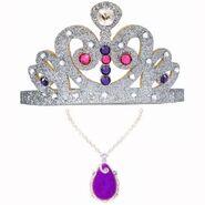 Sofia Tiara And Purple Amulet
