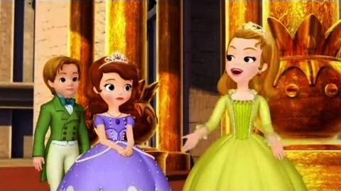 Sofia The First - Bigger is Better (Full Song) ft. Princess Amber