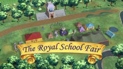 The Royal School Fair title card