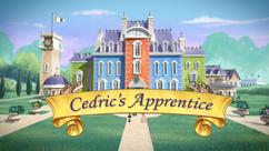 Cedric's Apprentice title card