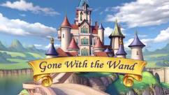 Gone With the Wand title card