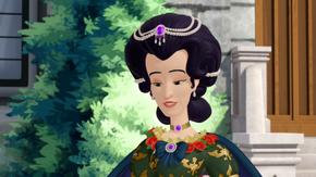 Queen Cecily