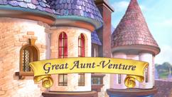 Great Aunt-Venture title card