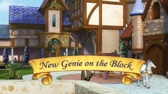 New Genie on the Block title card